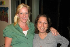 Editor, Marcia Young, and Online Manager and Content Developer, Cami Smith